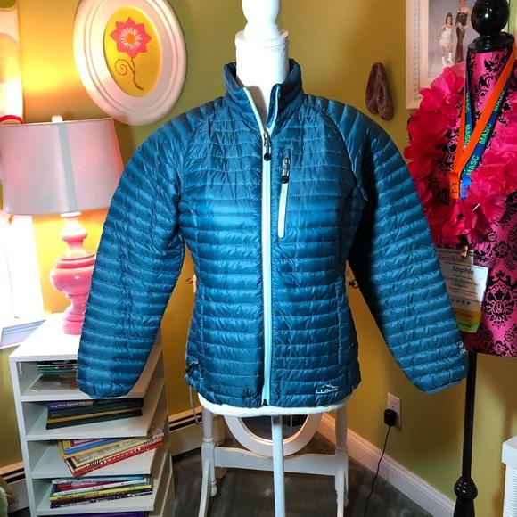 L.L. Bean Jackets & Blazers - L.L. Bean Puffer DownTek Jacket